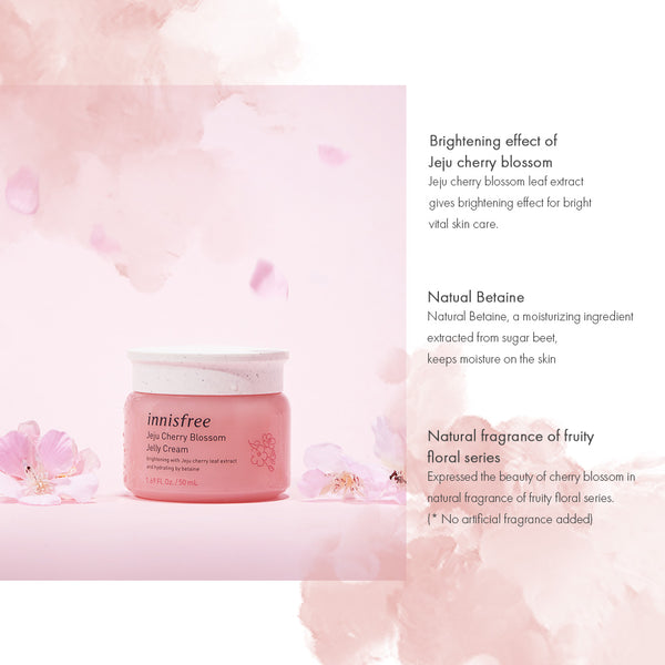 Innisfree Jeju Cherry Blossom Cream