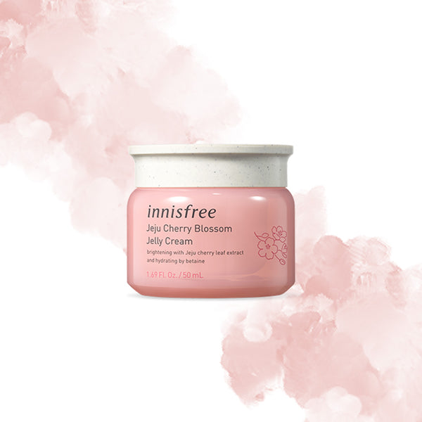 Innisfree Jeju Cherry Blossom Jelly Cream