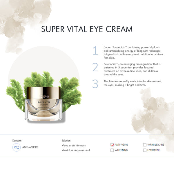 super vital eye cream