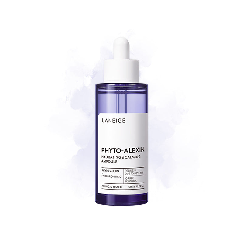 Laneige Phyto-Alexin Hydrating & Calming Ampoule - Goryeo Cosmetics worldwide shop