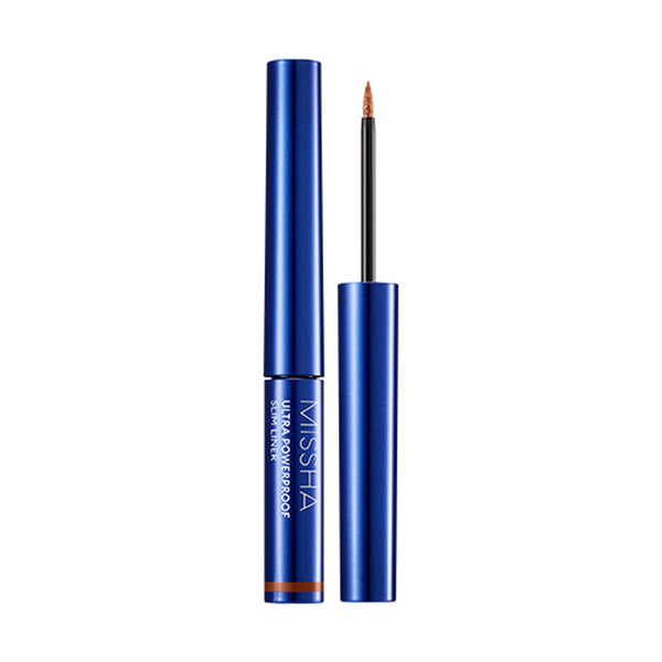 MISSHA ULTRA POWERPROOF SLIM LINER (MATT BROWN)