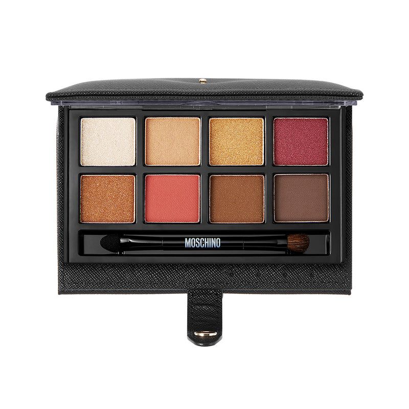 TONYMOLY MOSCHINO Soft Glam Eye Palette- 02 BEST OF ME - Goryeo Cosmetics worldwide shop
