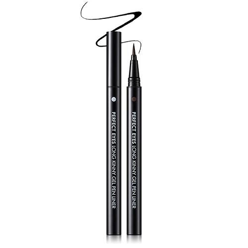 TonyMoly Perfect Eye Long Kinny Gel Pen Liner [Black] - Goryeo Cosmetics worldwide shop