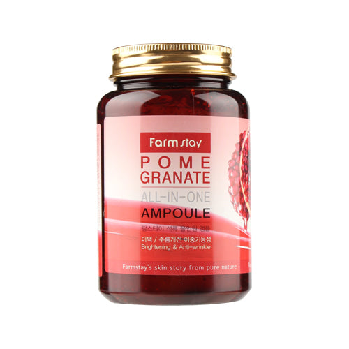 Farm Stay Pomegranate All-In-One Ampoule - Goryeo Cosmetics worldwide shop