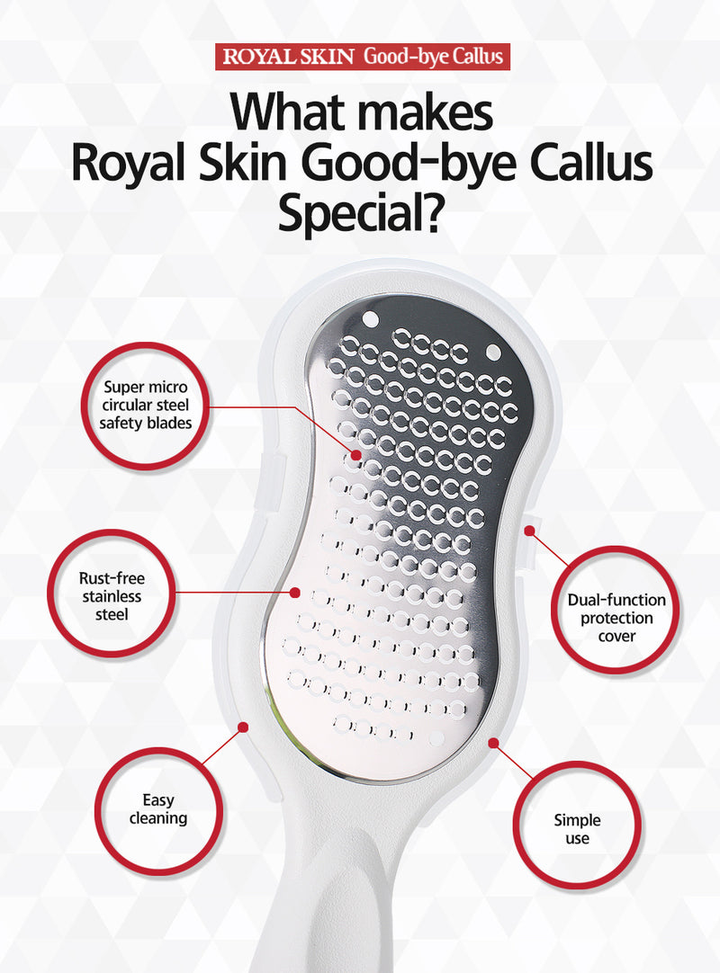 Royal Skin Good-bye Callus - Goryeo Cosmetics worldwide shop