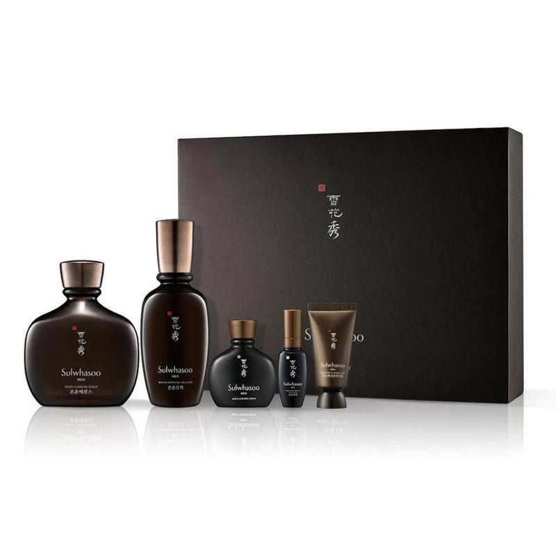 sulwhasoo skincare set for men