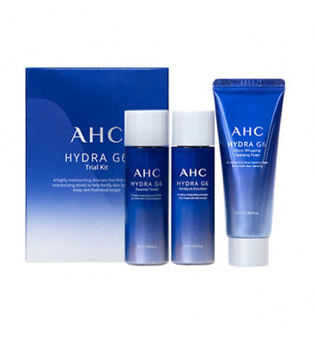 AHC Hydra G6 Trial Set - Goryeo Cosmetics worldwide shop
