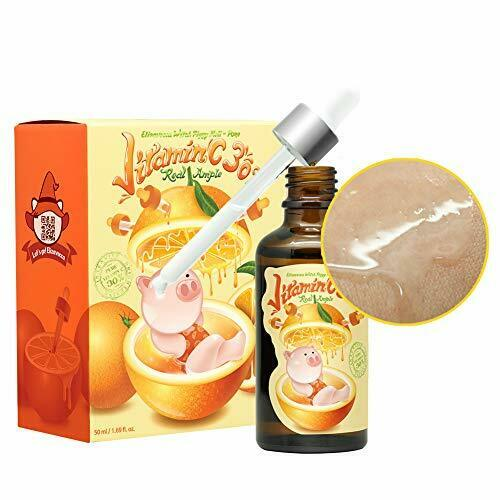 ELIZAVECCA WITCH PIGGY HELL PORE VITAMIN C 30% REAL AMPLE (50ML) - Goryeo Cosmetics worldwide shop