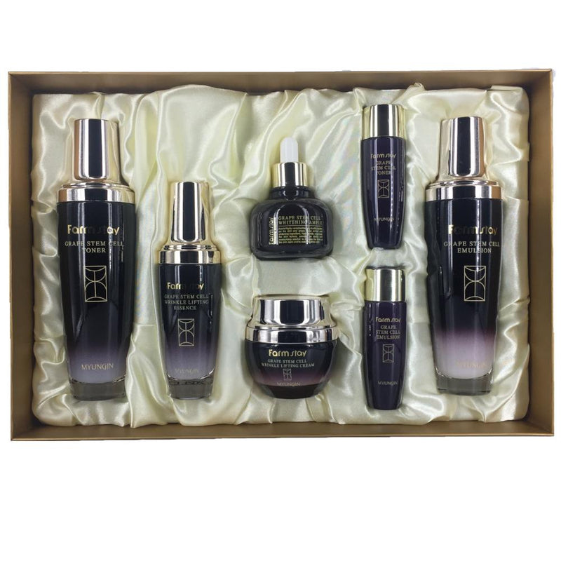 Farm Stay Grape Stem Cell Skin Care 5 Set - Goryeo Cosmetics worldwide shop