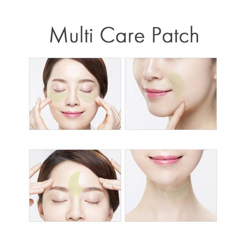 SNP Gold Collagen Eye Patch - Goryeo Cosmetics worldwide shop
