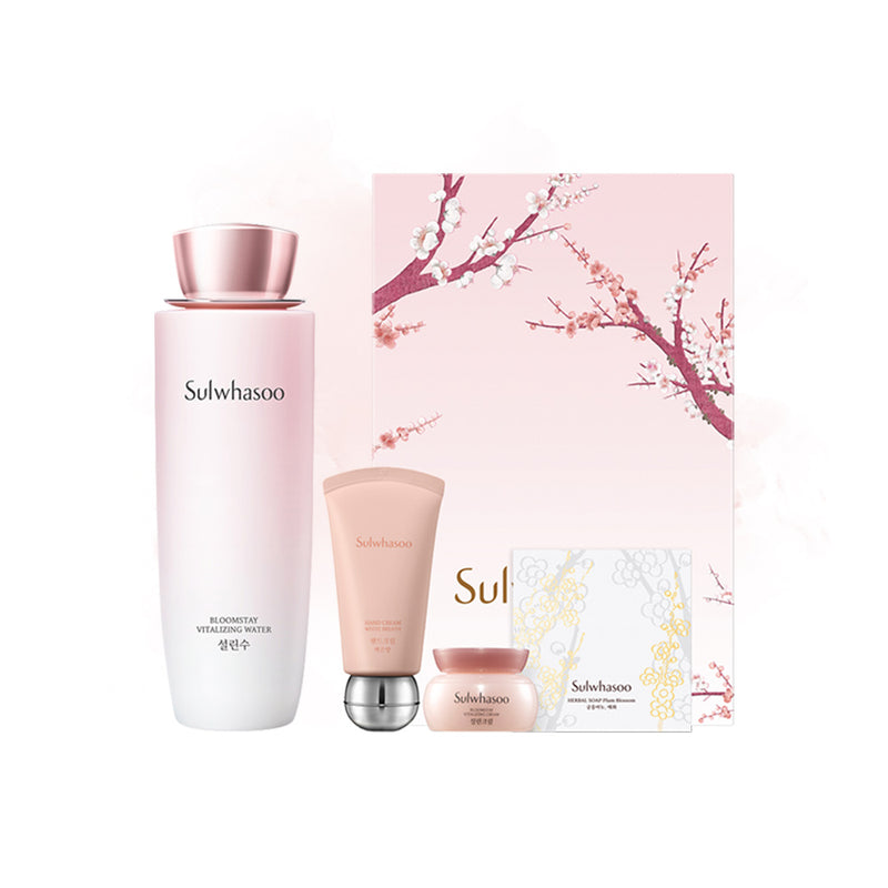 Sulwhasoo New Bloomstay Vitalizing Water Set - Goryeo Cosmetics worldwide shop