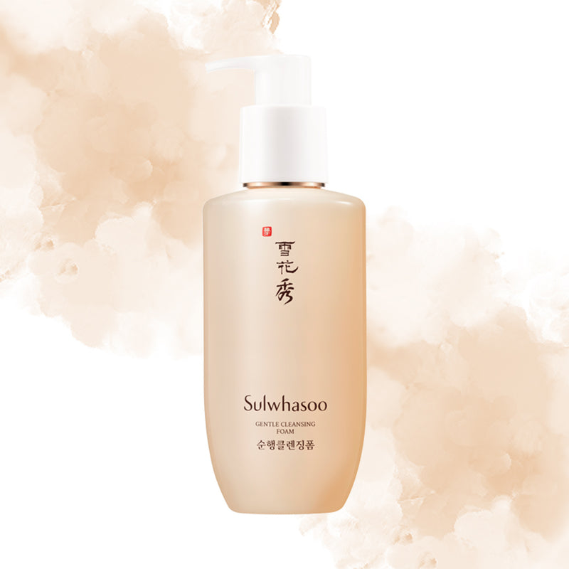 sulwhasoo cleansing foam