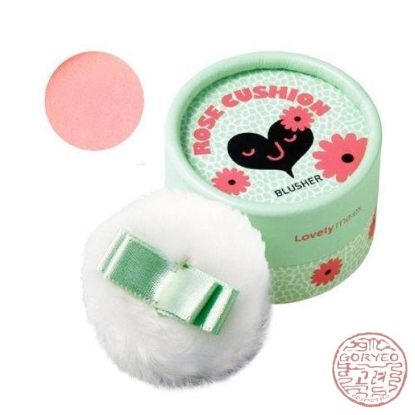 THE FACE SHOP Pastel Cushion Blusher 5g - Goryeo Cosmetics worldwide shop