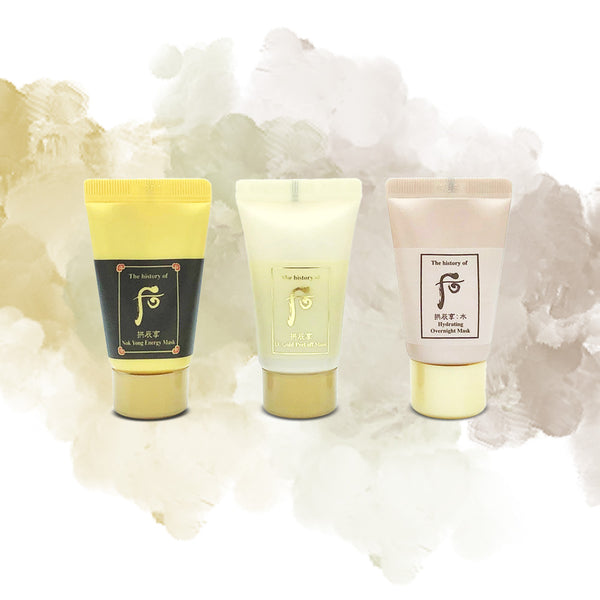 The History Of Whoo Mask pack Special Gift Set