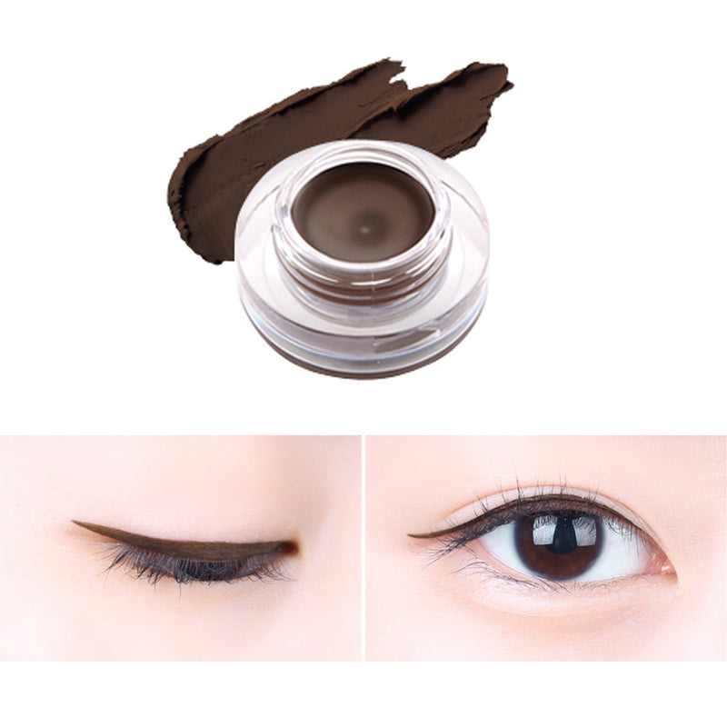 TONYMOLY Back Gel Eyeliner - Goryeo Cosmetics worldwide shop