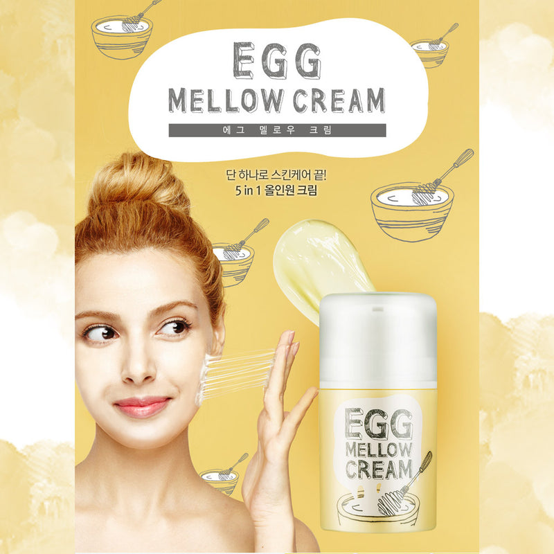 Too Cool For School Egg Mellow Cream - Goryeo Cosmetics worldwide shop