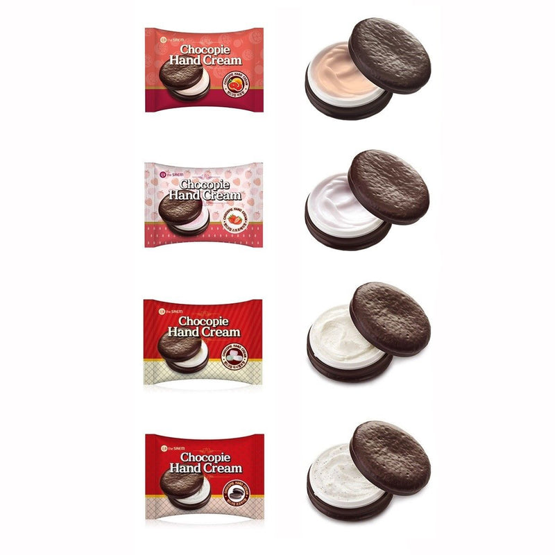 the SAEM Chocopie Hand Cream - Goryeo Cosmetics worldwide shop
