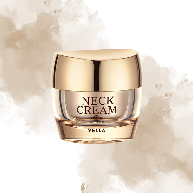 VELLA Neck Cream Prestige Age Killer 50ml - Goryeo Cosmetics worldwide shop