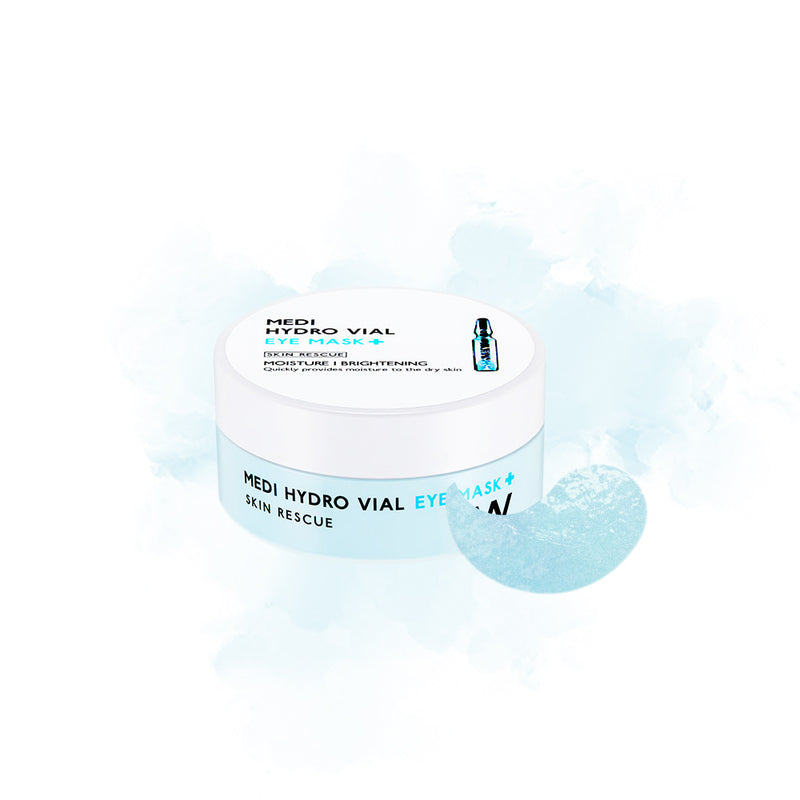Wonjin Effect Medi Hydro Vial Eye Mask - Goryeo Cosmetics worldwide shop