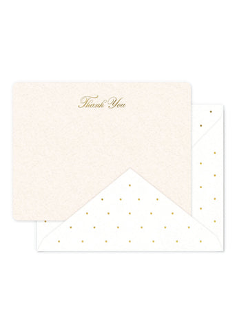 Traditional Thank You Boxed Notes