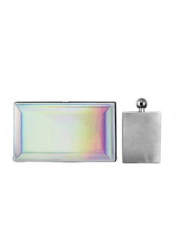 Incognito Clutch Flask