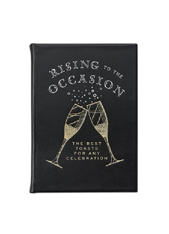 Rising to the Occasion Keepsake Book