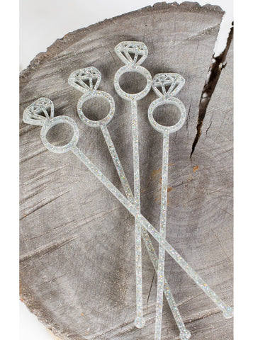 Ring Drink Stirrers