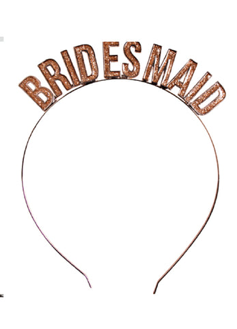Bridesmaid Headband