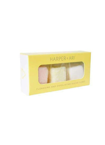 Exfoliating Sugar Cubes Mini Gift Box