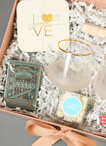 Stay-Home Date Night Box