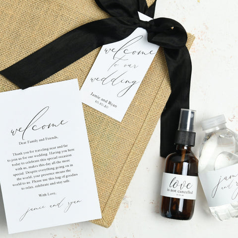 Deluxe Micro-Wedding Care Package
