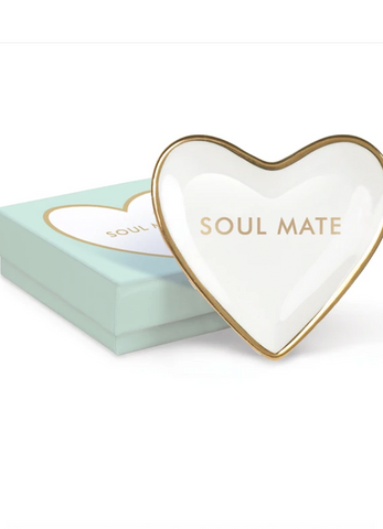 Soul Mate Mini Trinket Tray