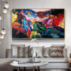 big painting canvas