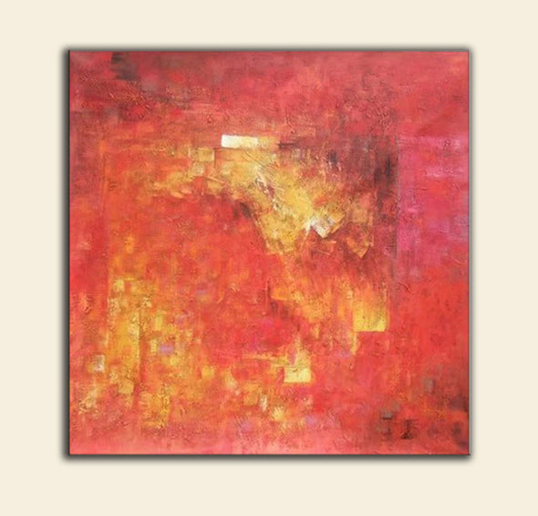 original modern abstract painting