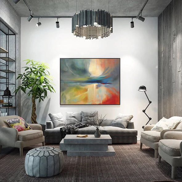 contemporary abstract oil paintings