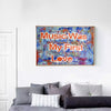 large abstract paintings sale