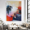 large colorful abstract paintings