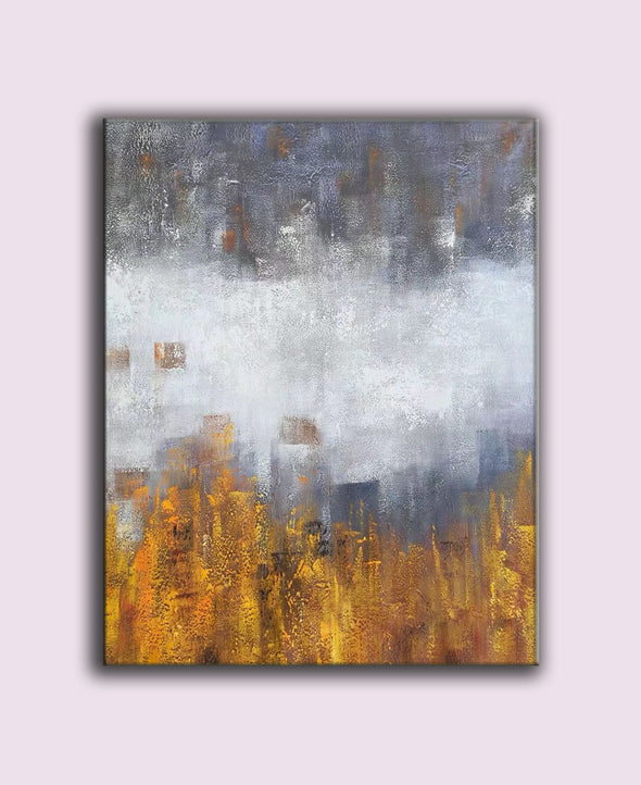 oil painting abstract art