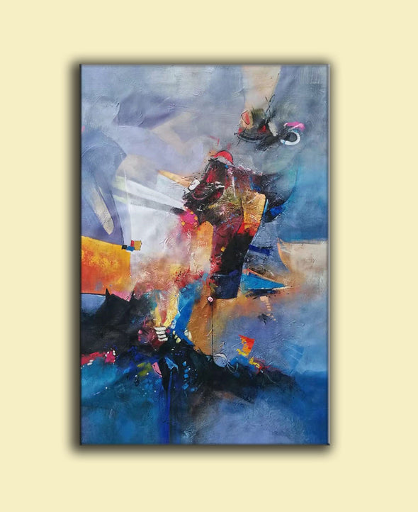 abstract artwork paintings