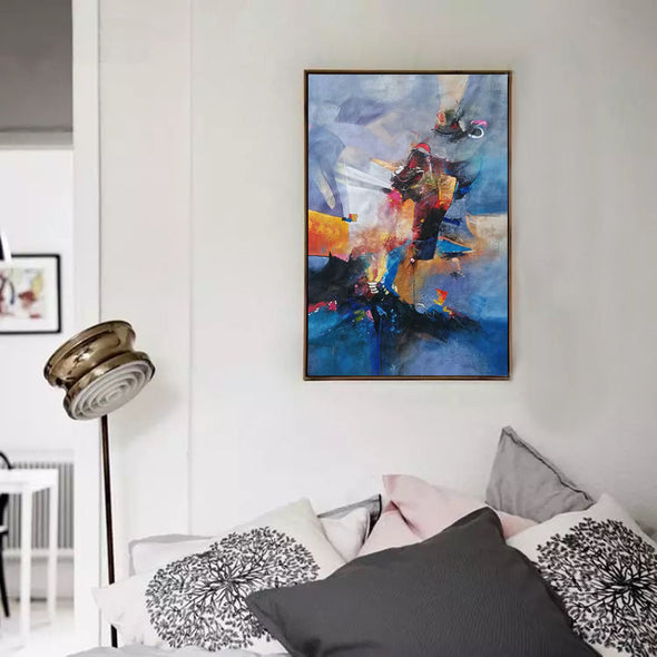 contemporary canvas art