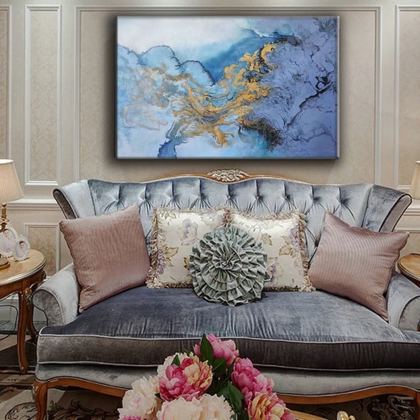 modern abstract oil paintings for sale