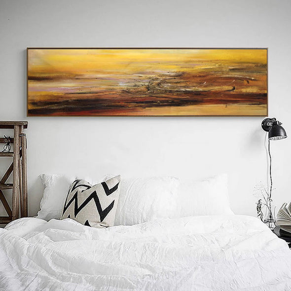 modern abstract wall art oil painting