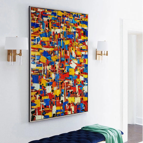 popular abstract paintings