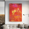 oil painting abstract canvas
