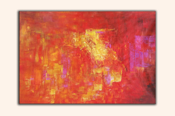 famous abstract oil paintings