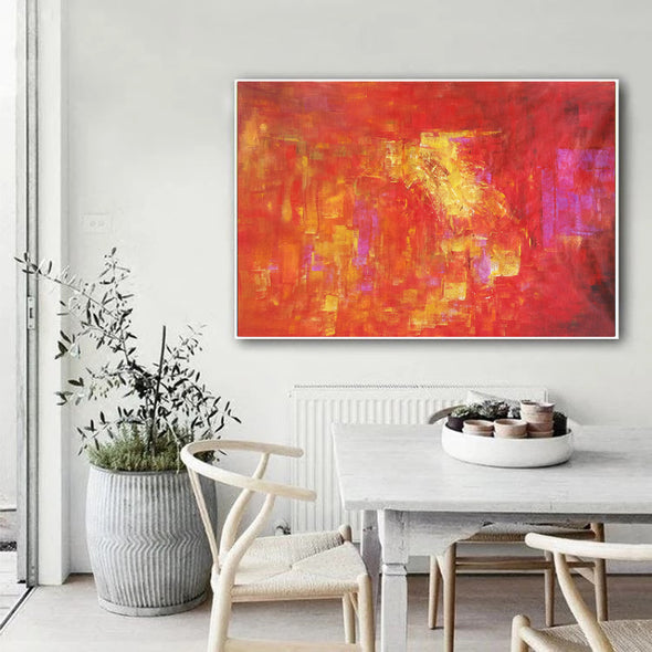 large abstract oil paintings for sale