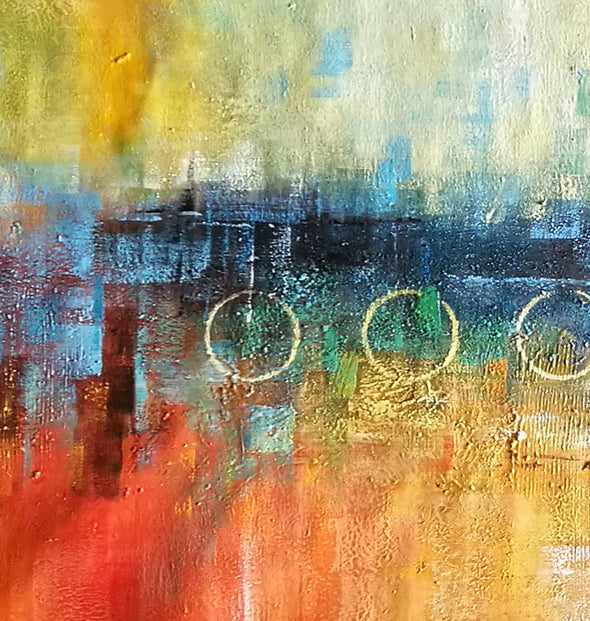 abstract canvas paintings for sale