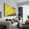 large abstract oil paintings on canvas