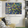 large modern canvas, colorful paintings
