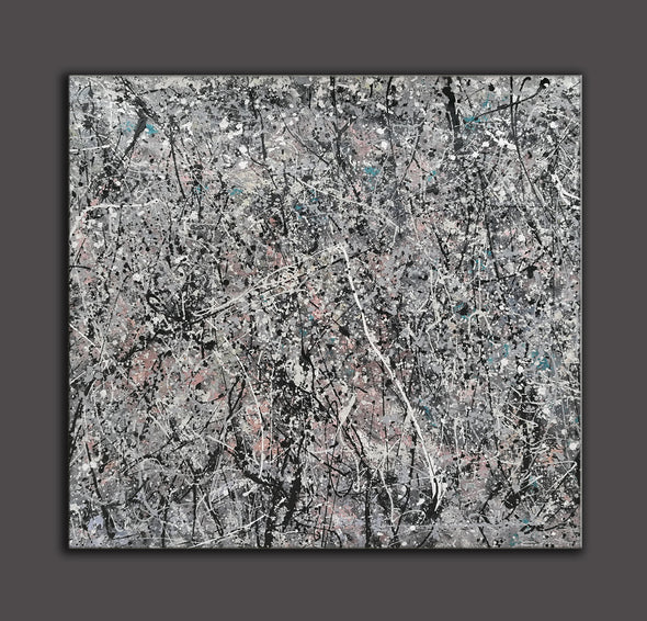 abstract art pollock